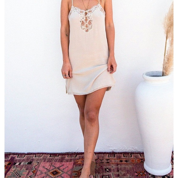Spell & The Gypsy Collective Dresses & Skirts - Spell & the gypsy collective love lace slip dress